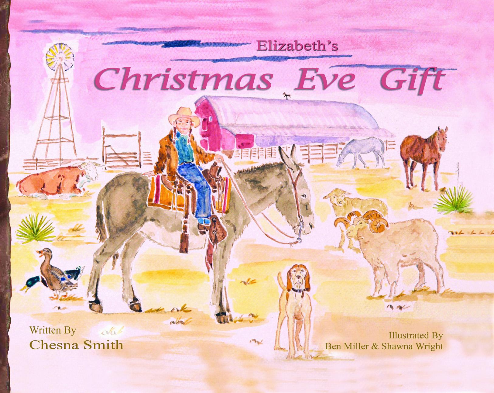 elizabeths christmas eve gift
