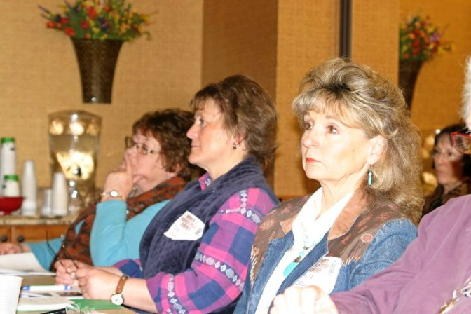 Women from across Wyoming and beyond attended the 1st Annual Women's Agriculture Summit in Buffalo, Wyo.