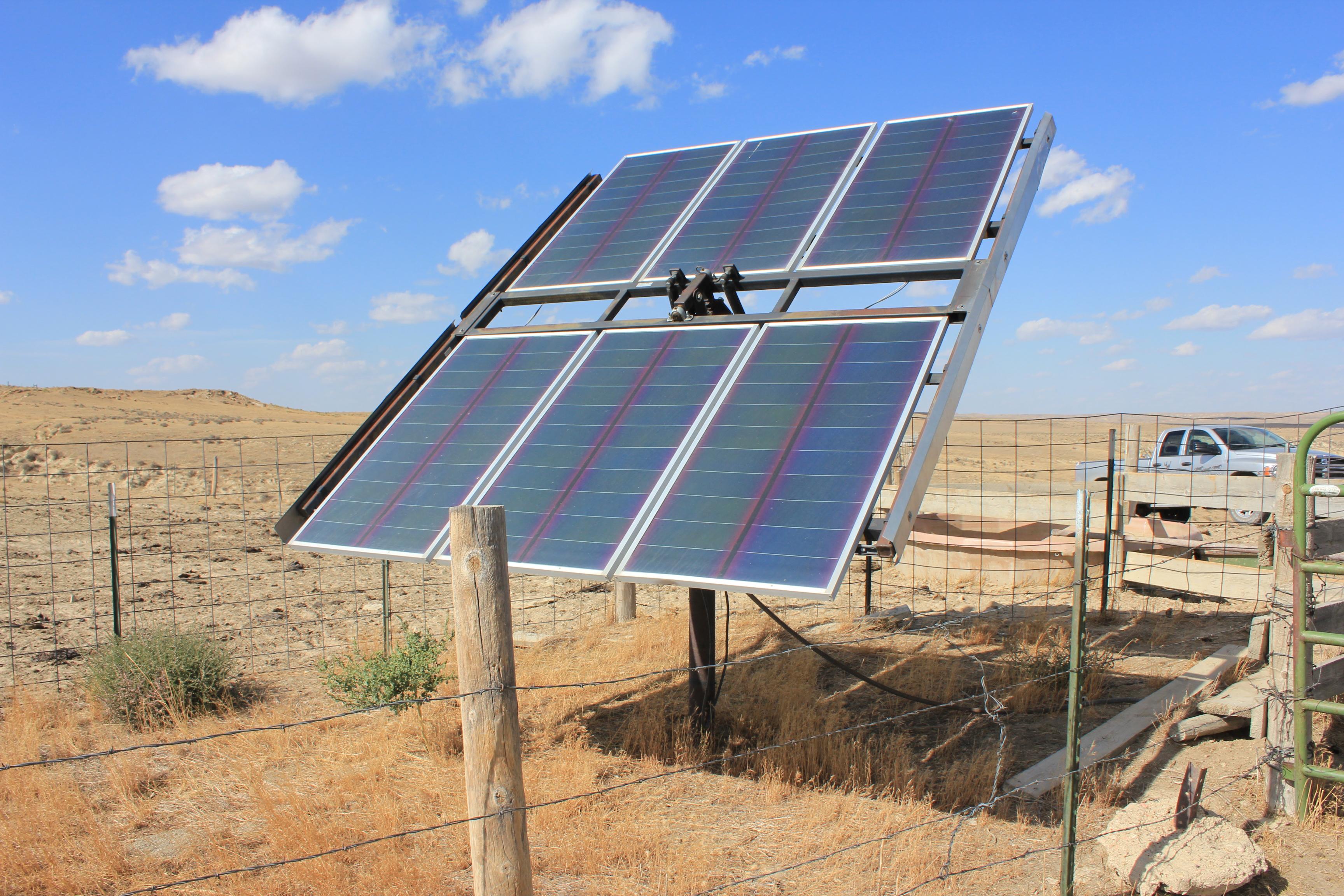 solar panels | Real Ranchers