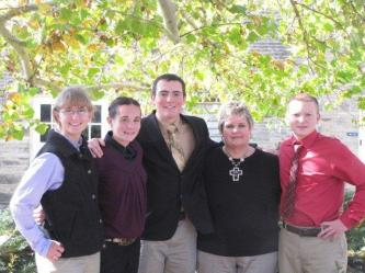 Niobrara County Wyoming 2012 Senior Meat Judging Team placed 4th at the national 4-H meat judging competition in Manhattan, Kansas in October 2012.