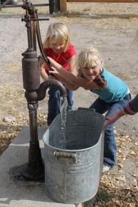 Pumping Water