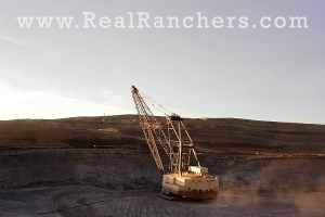 Gillette WY Coal Mine 1