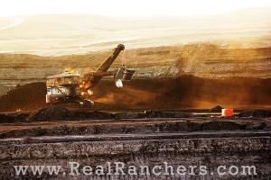 Gillette WY Coal Mine 4