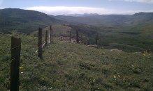 Fenceendsatcliff