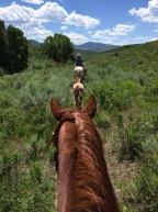 Transition Time at Ladder Ranch for Samantha